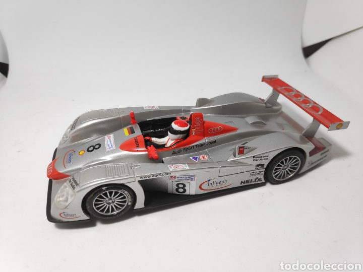 SCALEXTRIC AUDI R8 TECNITOYS (Juguetes - Slot Cars - Scalextric Tecnitoys)