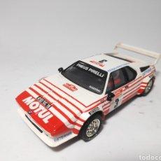 Scalextric: SCALEXTRIC BMW M1 MOTUL ALTAYA. Lote 170263445
