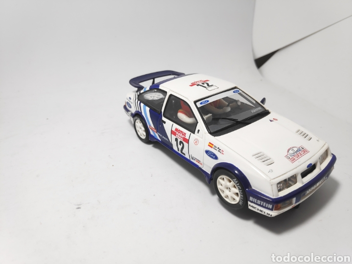 Scalextric: SCALEXTRIC FORD SIERRA RS COSWORTH TECNITOYS - Foto 2 - 170314829
