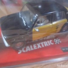 Scalextric: COCHE SCALEXTRIC SEAT 1430 TAXI BARCELONA NUEVO PRECINTADO TECNITOYS. Lote 170537136