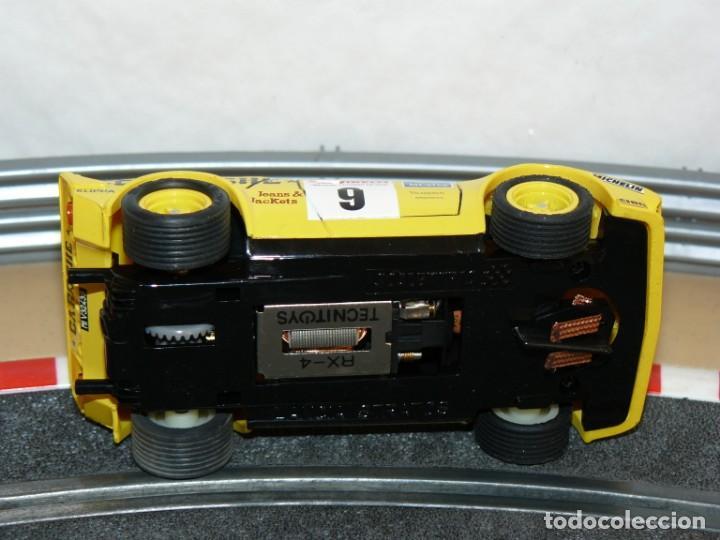 Scalextric: Scalextric TecniToys LANCIA STRATOS Caroche Rally Costa Brava slot car Planeta - Foto 3 - 171501005
