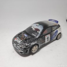 Scalextric: SCALEXTRIC FORD FOCUS WRC EFECTO NIEVE TECNITOYS. Lote 171511260