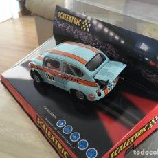 Scalextric: COCHE SCALEXTRIC FIAT 600. Lote 171588158