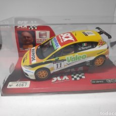 Scalextric: SCALEXTRIC SEAT LEÓN WTCC SEAT SPORT REF. 63540 SCX TECNITOYS. Lote 171615749