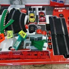 Scalextric: SCALEXTRIC GT, CIRCUITO C4, FERRARI, LEER DESCRIPCIÓN . Lote 171730803