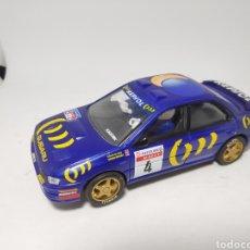 Scalextric: SCALEXTRIC SUBARU IMPREZA WRC ALTAYA. Lote 171818922