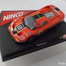 Scalextric: SLOT CAR NINCO FERRARI F 50 SPONSORS Nº5 REF. 50217. Lote 172079413