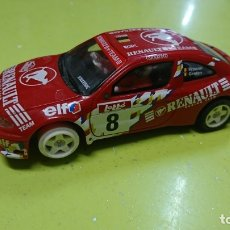 Scalextric: COCHE SCALEXTRIC TÉCNITOYS RENAULT MAXI MEGANE. Lote 172207354