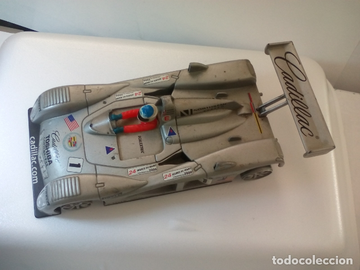 Scalextric: CADILLAC NORTHSTAR. COCHE SCALEXTRIC. - Foto 2 - 172799108