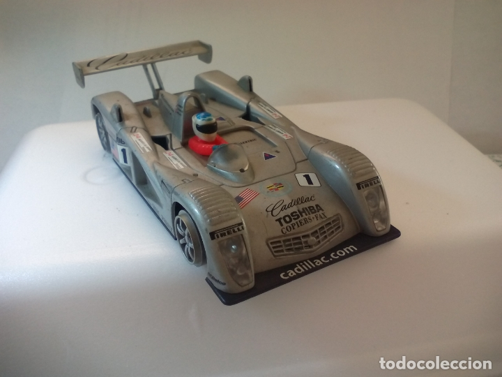 Scalextric: CADILLAC NORTHSTAR. COCHE SCALEXTRIC. - Foto 3 - 172799108