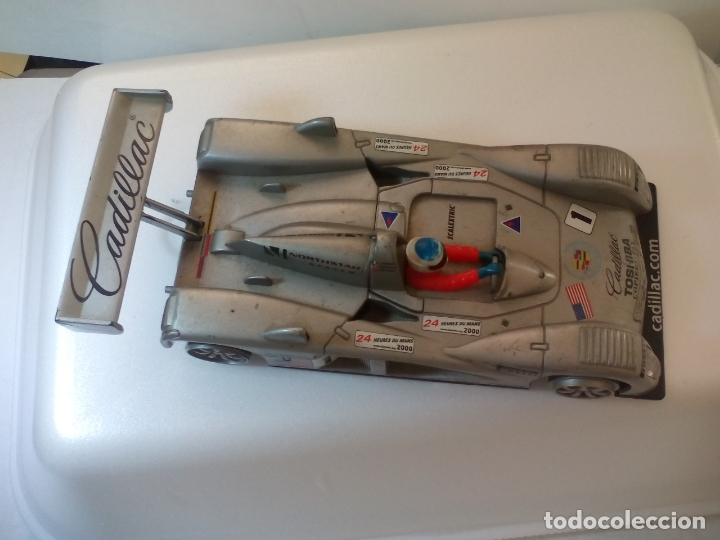 Scalextric: CADILLAC NORTHSTAR. COCHE SCALEXTRIC. - Foto 5 - 172799108