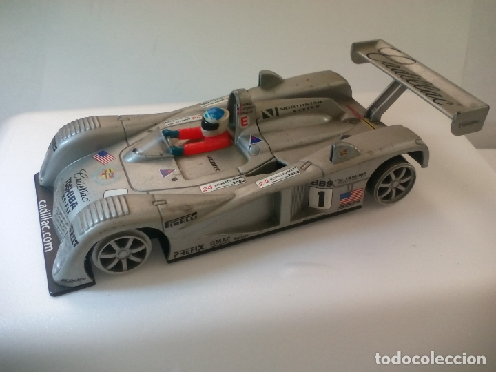 CADILLAC NORTHSTAR. COCHE SCALEXTRIC. (Juguetes - Slot Cars - Scalextric Tecnitoys)