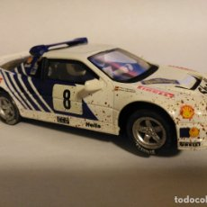 Scalextric: SCALEXTRIC FORD RS 200 EFECTO BARRO DE ALTAYA. Lote 173164752