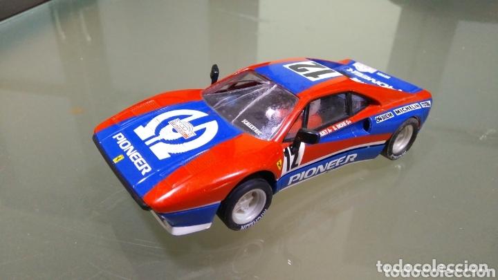 FERRARI GTO SCALEXTRIC (Juguetes - Slot Cars - Scalextric Tecnitoys)