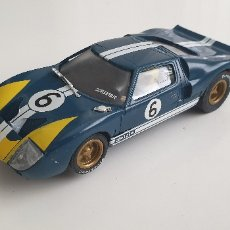 Scalextric: FORD GT40 DE SCALEXTRIC TECNITOYS . Lote 173524788