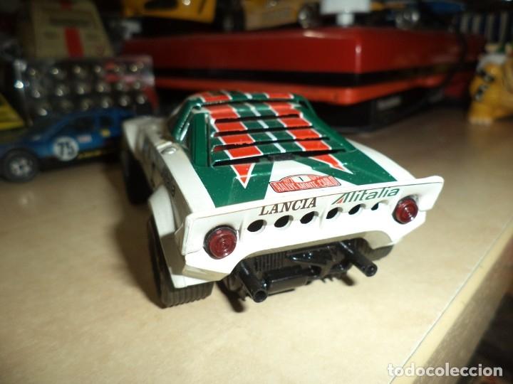 Scalextric: Lancia Stratos Scalextric Altaya.Con faltas. - Foto 3 - 173525203