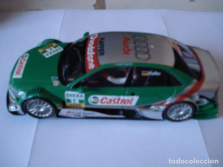 AUDI A4 SACALEXTRIC TECNITOYS (Juguetes - Slot Cars - Scalextric Tecnitoys)