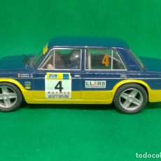 Scalextric: SEAT 1430 RALLY DE SCALEXTRIC . Lote 174108980
