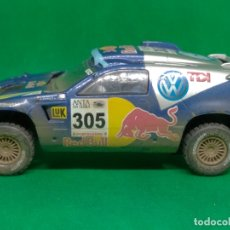 Scalextric: VOLKSWAGEN RACER TOUAREG DE SCALEXTRIC. Lote 174109079
