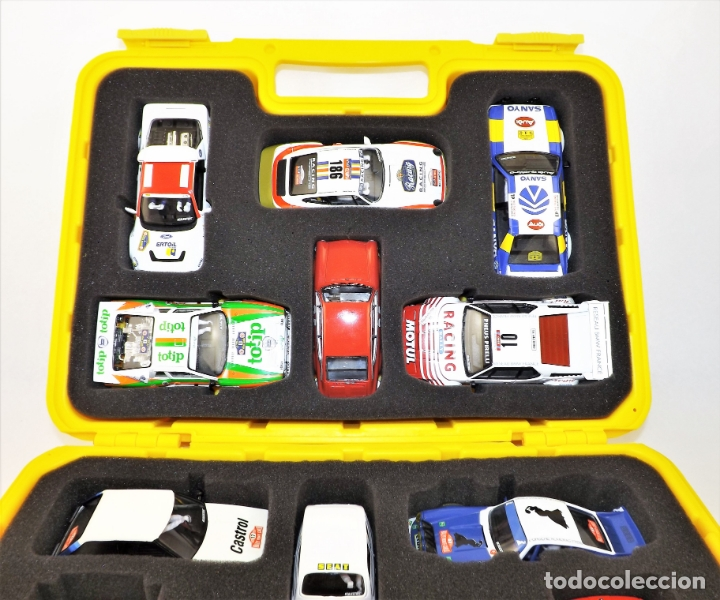 Scalextric: Scalextric Altaya Colección completa Rally Míticos - Foto 4 - 174152574