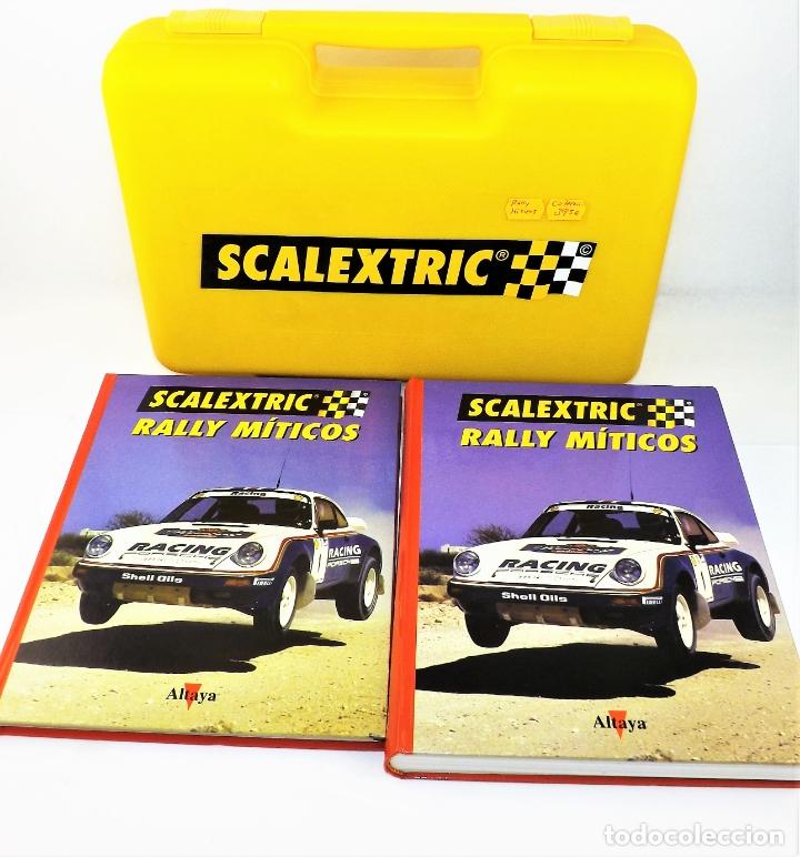 Scalextric: Scalextric Altaya Colección completa Rally Míticos - Foto 6 - 174152574