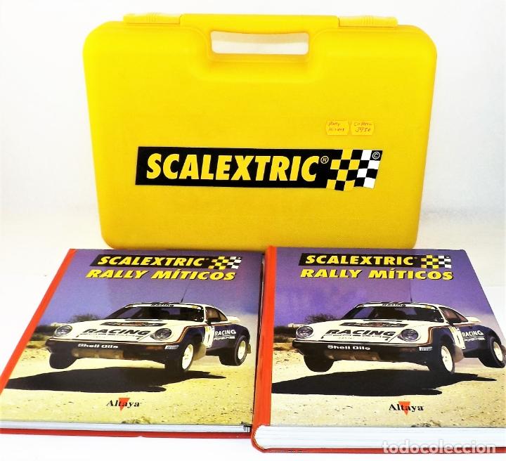 SCALEXTRIC ALTAYA COLECCIÓN COMPLETA RALLY MÍTICOS (Juguetes - Slot Cars - Scalextric Tecnitoys)