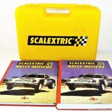 Scalextric: SCALEXTRIC ALTAYA COLECCIÓN COMPLETA RALLY MÍTICOS. Lote 174152574