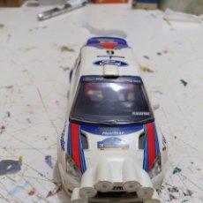 Scalextric: CARROCERÍA SCALEXTRIC FORD FOCUS WRC CARLOS SAIN LUÍS MOYA . Lote 174159449
