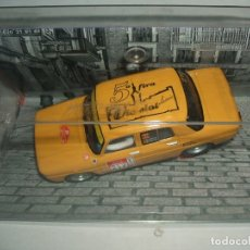 Scalextric: RENAULT 8 5 FIRA VIC SLOT CLASSIC SCALEXTRIC TECNITOYS SERIE LIMITADA A 140 UNIDADES. Lote 174173508