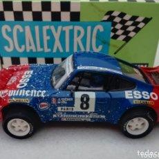 Scalextric: PORSCHE CARRERA RS EFECTO NIEVE SCALEXTRIC. Lote 174192423