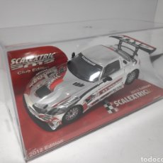 Scalextric: SCALEXTRIC MERCEDES SLS AMG GT3 CLUB SCALEXTRIC 2012 TECNITOYS. Lote 174327212