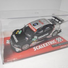 Scalextric: SCALEXTRIC AUDI A4 DTM TECNITOYS REF. 6192. Lote 174328883