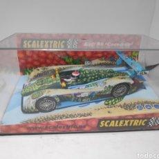 Scalextric: SCALEXTRIC AUDI R8 COCODRILO TECNITOYS REF. 6101. Lote 174330062