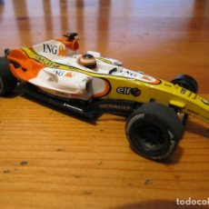 Scalextric: COCHE SCALEXTRIC SCX MADE IN CHINA, ING RENAULT F1 R 28. Lote 174410958