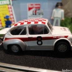 Scalextric: SCALEXTRIC FIAT ABARTH 1000. Lote 174911974