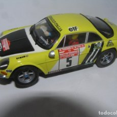 Scalextric: RENAULT ALPINE A110 SCALEXTRIC. Lote 174968085