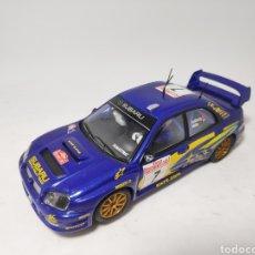 Scalextric: SCALEXTRIC SUBARU IMPREZA WRC TECNITOYS PRO ALTAYA. Lote 174994420