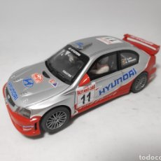 Scalextric: SCALEXTRIC HYUNDAI ACCENT TECNITOYS PRO. Lote 174994534