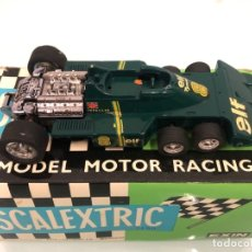 Scalextric: SCALEXTRIC TYRELL FORM 1 P-34. Lote 175354823