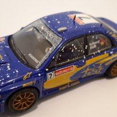 Scalextric: SUBARU IMPREZA WRC SCALEXTRIC. Lote 175601379