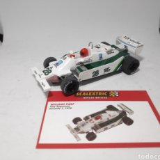 Scalextric: SCALEXTRIC WILLIAMS FW07 ALTAYA. Lote 175693368
