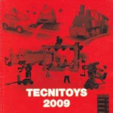 Scalextric: CATALOGO SCALEXTRIC TECNITOYS 2009. Lote 175694500