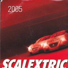 Scalextric: CATALOGO SCALEXTRIC TECNITOYS 2005. Lote 175694572
