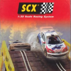 Scalextric: CATALOGO TECNITOYS SCALEXTRIC AÑO 2001. Lote 175781245