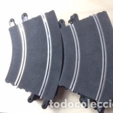 Scalextric: SCALEXTRIC LOTE 46 PISTAS Y 8 ACCESORIOS. Lote 175906934