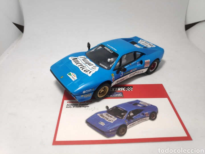 SCALEXTRIC FERRARI GTO ALTAYA (Juguetes - Slot Cars - Scalextric Tecnitoys)