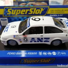 Scalextric: OFERTA - H3910 - FORD SIERRA RS500 Nº9 ANZ DE SUPERSLOT. Lote 213714101