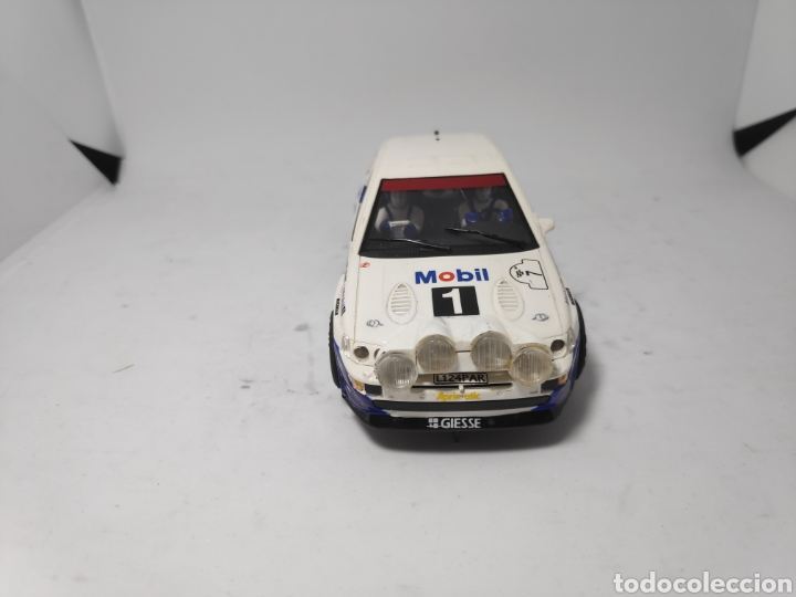 Scalextric: SCALEXTRIC FORD ESCORT RS COSWORTH TECNITOYS - Foto 2 - 176198015