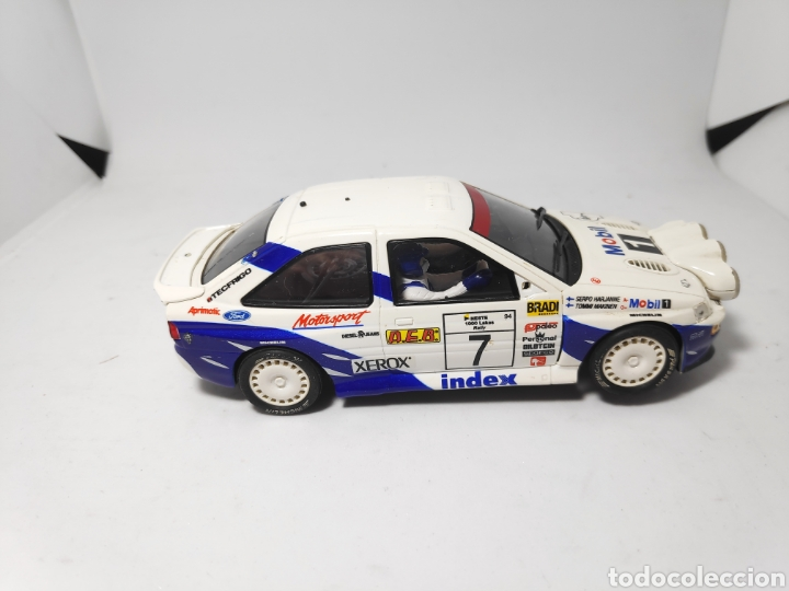 Scalextric: SCALEXTRIC FORD ESCORT RS COSWORTH TECNITOYS - Foto 3 - 176198015