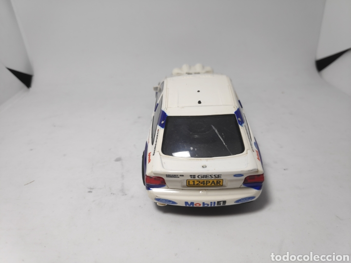 Scalextric: SCALEXTRIC FORD ESCORT RS COSWORTH TECNITOYS - Foto 4 - 176198015